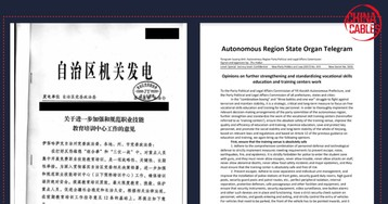 Leaked documents document China's plan for mass arrests and concentration-camp internment of Uyghurs and other ethnic minorities in Xinjiang