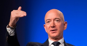 Jeff Bezos: 'Move All Heavy Industry into Space' to Save Earth