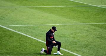 Simeone prueba la jerarquía del Atlético