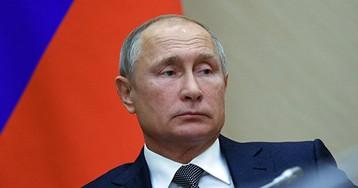 """Путин сообщил, что несколько дней назад встречался с акционерами """"Яндекса"""""""