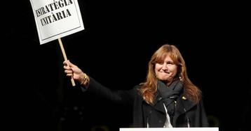 Una juez pide al Supremo que investigue a la diputada Laura Borràs por contratos irregulares