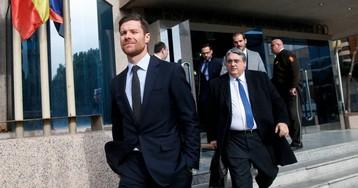 Xabi Alonso, absuelto de fraude a Hacienda tras negarse a pactar con la Agencia Tributaria y el fiscal