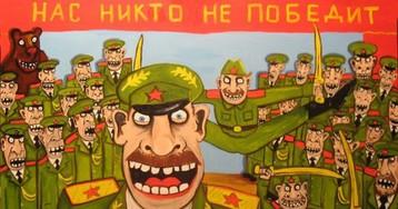 Какая ты— служба в российской армии?