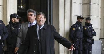 Abierto el juicio contra el exdirector de Trabajo de la Junta en una pieza separada de los ERE