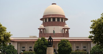 Four-day-old Government Collapses in India's Richest State