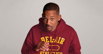 Will Smith Revisits His Classic 'Fresh Prince' Style in New Bel-Air Athletics Collection
