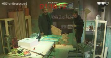Un secuestro en TVE para atraer al público joven