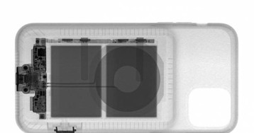 iPhone 11 Smart Battery Case camera button secrets revealed by iFixit X-Ray