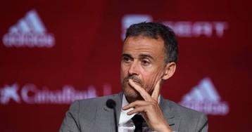 """Luis Enrique: """"Robert Moreno fue desleal"""""""
