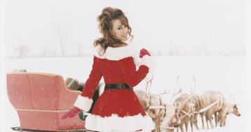 La rentable navidad de Mariah Carey: 25 años de éxito y tres récords Guinness