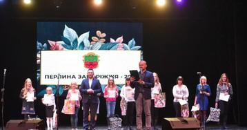 В Запорожье наградили бытовой техникой за творчество