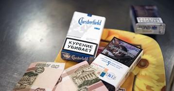 Нелегальные сигареты нашлись и на селе, и в столицах России