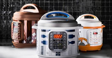 Instant Pot Star Wars makeover brings R2-D2, Darth Vader, and BB-8