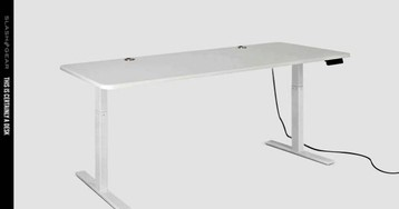 Autonomous SmartDesk Home Office Review: Standing desk on the cheap?