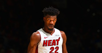 Jimmy Butler Says His Sixers Teammates Didn't Work as Hard as Him