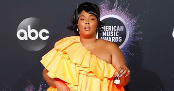 "Lizzo Responds to Allegations of Payola Behind ""Water Me"" Climbing iTunes Charts"