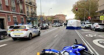 Un hombre muerto y otro herido en sendos atropellos en Madrid
