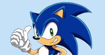 Na CCXP 2019, visitante vai poder ficar com cabelo do Sonic