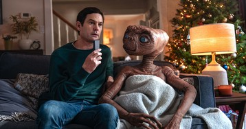 Comcast Brings 'E.T.' Back to Earth. He's Doing an Ad, Not a Sequel
