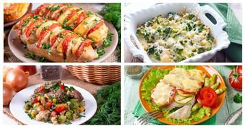 5 удачных блюд для семейного ужина