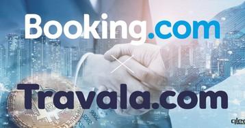 Travala объявила о сотрудничестве с Booking.com