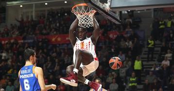El Valencia Basket cae en Belgrado sobre la bocina