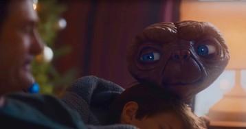 E.T. y Elliott vuelven a estar juntos en un anuncio destinado a hacer llorar a millones de adultos