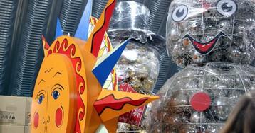 «Вандалы - грустная тема»: как готовят к празднику новогоднее оборудование