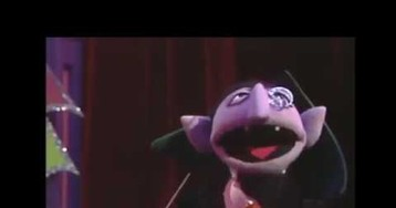 """Start Wearing Purple"" as sung by Sesame Street's Count"