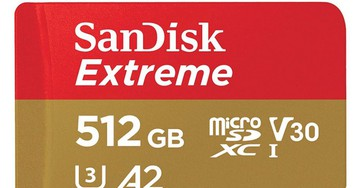 SanDisk 256GB, 512GB, and 1TB MicroSD Cards are Cheap for Black Friday