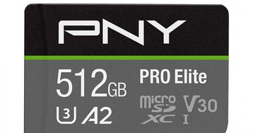 PNY's Super Fast MicroSD Cards are Even Cheaper Than SanDisk's for Black Friday