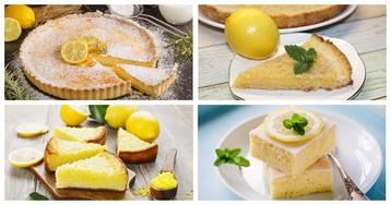 5 лучших рецептов домашней выпечки с лимоном