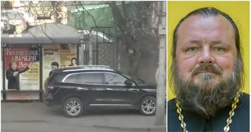 Не стало рязанского священника, которого отстранили за парковку на остановке