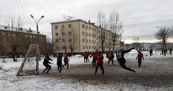 Старейший любительский футбольный турнир в Красноярске вернулся «домой»