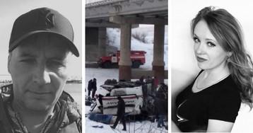 Врачи спасли ребенка беременной пассажирки автобуса, вылетевшего с моста