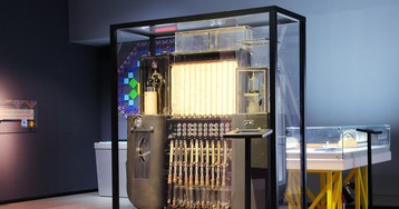 Vladimir Lukyanov's Water Computer