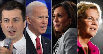 Democratic presidential hopefuls flood Twitter with World AIDS Day acknowledgments