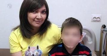 Сыну Айгуль Фазыйловой не сказали об уходе мамы из жизни