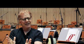 """I chatted with Danny Elfman about his new MasterClass, and his ventriloquist dummy """"Buddy"""""""