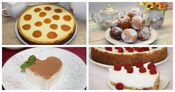 5 лучших рецептов домашних десертов с творогом