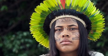 Middle Earth: the fight to save the Amazon's soul - video