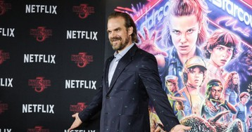 David Harbour Stans Celebrate First 'Black Widow' Teaser Trailer