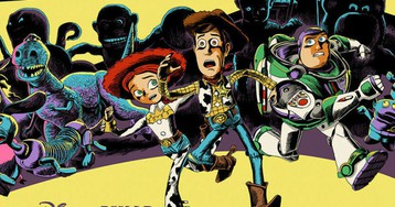 These Mondo Posters Probably Won't Make You Cry But, They're Pixar, So It's Possible