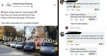 Car Dealership Roasts Themselves And Other People