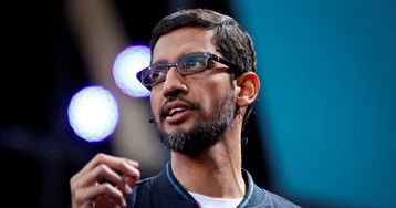 Besides the proverbial torch, Google founders are passing a laundry list of troubles to Sundar Pichai