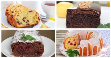 5 рецептов домашних кексов для вкусного чаепития
