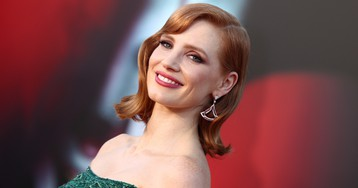 Jessica Chastain in Talks to Join Ralph Fiennes in 'The Forgiven' (EXCLUSIVE)