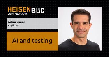 Тестирование AI и стартаперство: интервью с Адамом Карми (Applitools)
