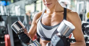20-минутная тренировка для груди в тренажерном зале, которая работает