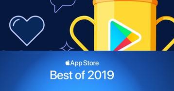 Google Play и Appstore назвали лучшие игры и приложения 2019 года